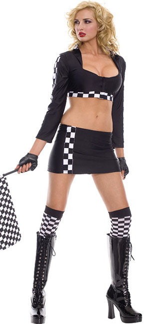 Sexy Race Girl Driver - Closeout