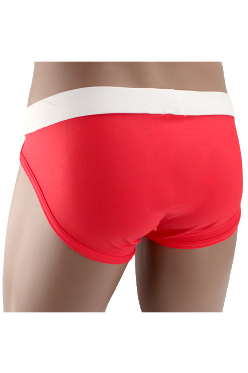 Jocko Ray Racer Mens Swim Brief -Closeout