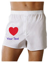 Personalized Heart Boxer