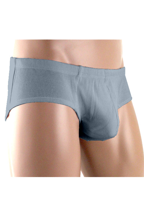 James Men's Ribbed Brief