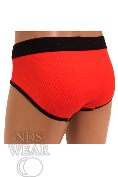 Ribbed Pouch Brief - 3 PACK Underwear for men by NDS Wear