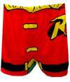 Superheros Robin Boxers with Cape fro Men -Closeout