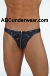 Gregg Hard Rock Tanga Black - Closeout