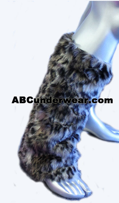 Roma Furry Boot Covers