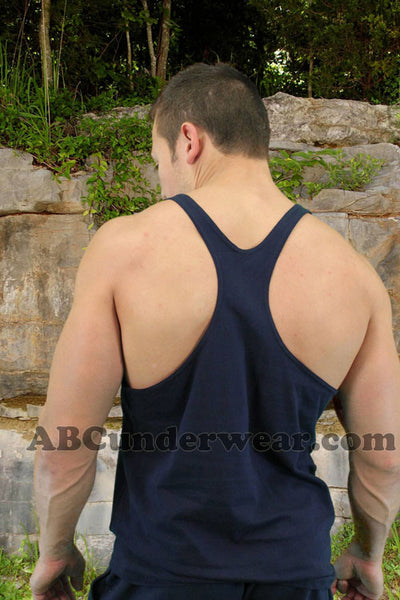 Roma Y-Back Stylish Tank Top - Muscle Tank for Men