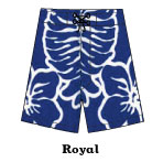 Sauvage Royal Fiji Boardshort