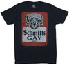 Schmitts Gay Beer Shirt