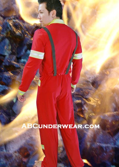 Sexy Fireman Costume - Clearance Mens Costume