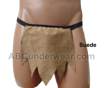 Jungle Man Sexy Pouch Loincloth Costume