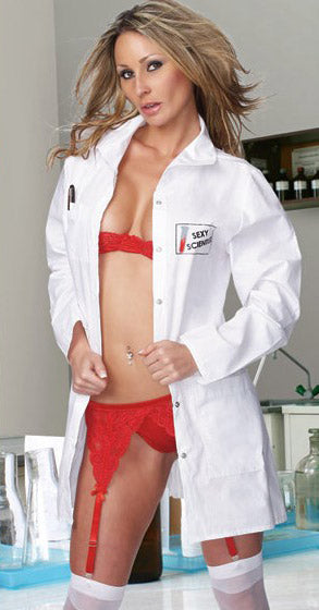 Hot! Sexy Scientist Costume