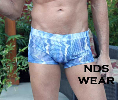 Blue Steel Short By NDS Wear