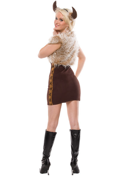 Sexy Viking Vixen Women's Costume
