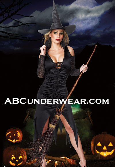 Sexy Witch Costume - Clearance