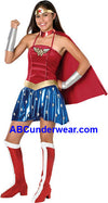 Sexy Wonderwoman Teen Costume