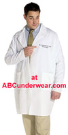Dr Seymour Bush Lab Coat
