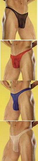 Sheer Men's Thong for Men - Closeout