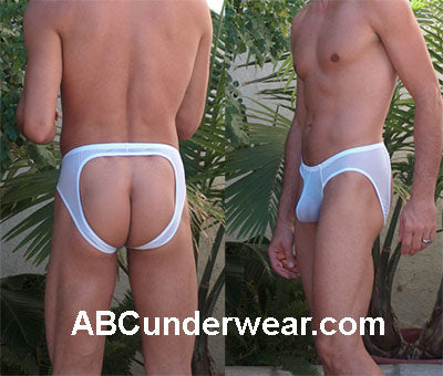 All Sheer Jock Strap - Clearance