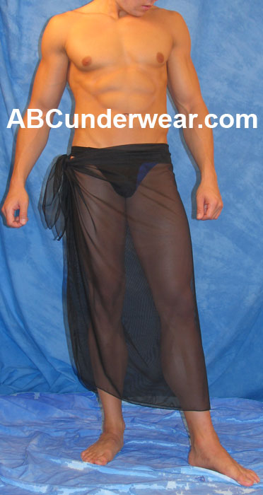 Sheer Long Pareo