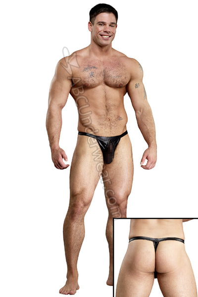 Sheer Pouch Bong Thong Clearance for Men