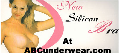 Silicone Bra Shapers
