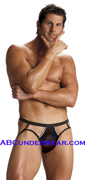 Mens Slip Sheer Jock - Clearance