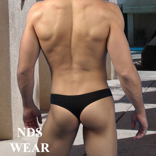 Solar Eclipse Men's Thong Underwear for Men