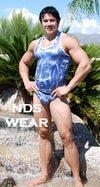 Men's Sparkle Tank Top - Clearance