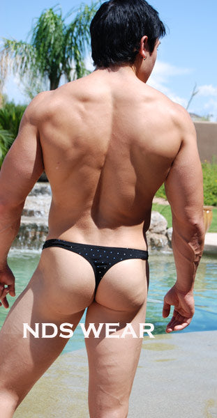 Sparkle Thong By NDS Wear for Men