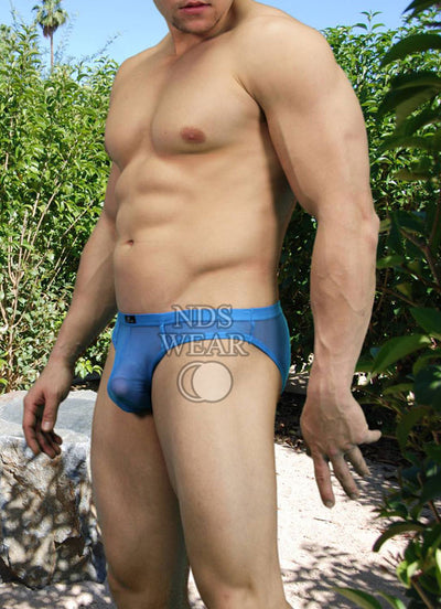 Super Stallion Net Bikini, Sheer Mens Underwear