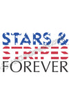 Stars & Stripes Forever Ribbed Tank