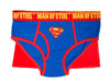 Superman Caped Brief Underwear