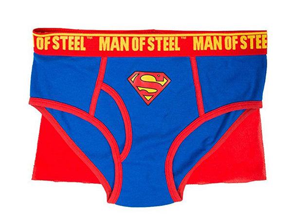 46b3f03cb Superman Caped Brief Underwear - ABC Underwear