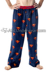 Superman Fleece Sleep Pants