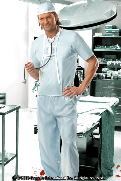 Male Surgeon Costume