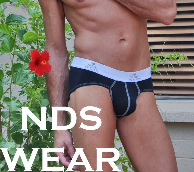 NDS Men's Suspensor Brief