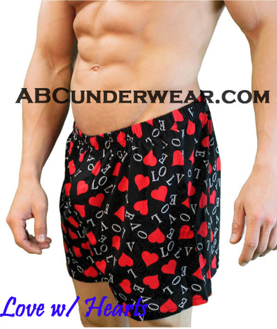 Cotton Sweetheart Boxer Clearance
