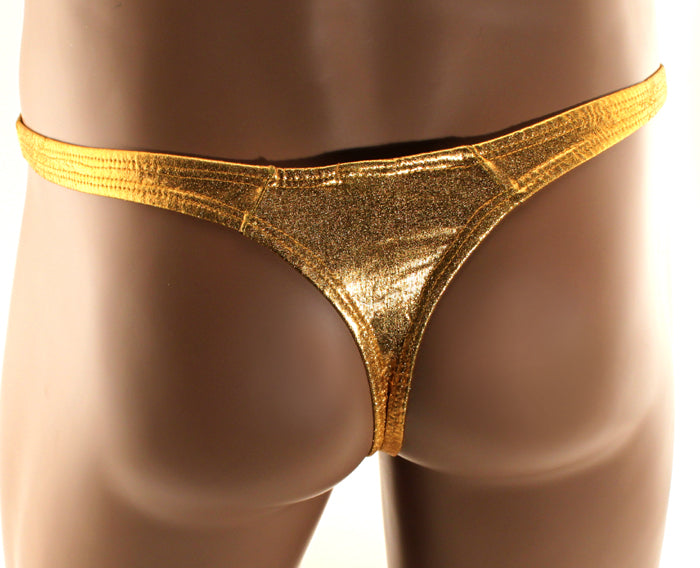 Sword Shimmer Thong for Men- Closeout