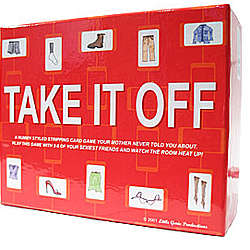 Take It Off - Game