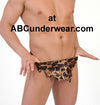 Wildman Wildcat Thong- Clearance Small