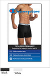Champion Men's Tech Performance Boxer Brief Underwear