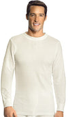 Hanes Thermal Crew Neck Shirt