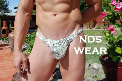 Valentino's Dragon Thong for Men