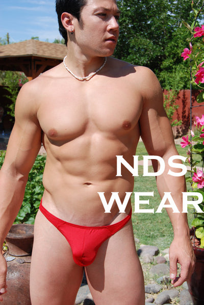 Vincente's NDS Thong for Men