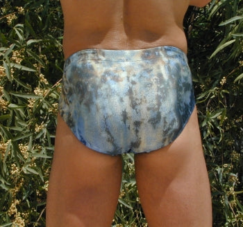 JM Acid Dye Men's Bikini