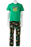 TMNT Men's Sleep Set