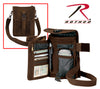 Brown Travel Portfolio Bag
