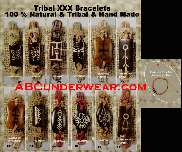 Tribal Bracelets XI