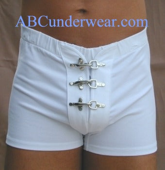 Mens Buckle Shorts Large -Clearance