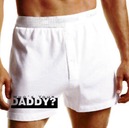 Who's Your Daddy Boxer Short