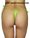 Micro Tie Side Women's Thong
